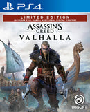 PS4 ASSASSINS CREED VALHALLA LIMITED EDITION REG.3