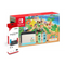 NSW ANIMAL CROSSING CONSOLE + DOBE PROTECTIVE PACK (TNS-1899) BUNDLE