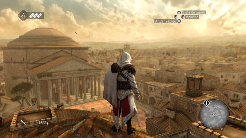 PS4 ASSASSIN'S CREED: THE EZIO COLLECTION REG.3 VALUE SELECTION