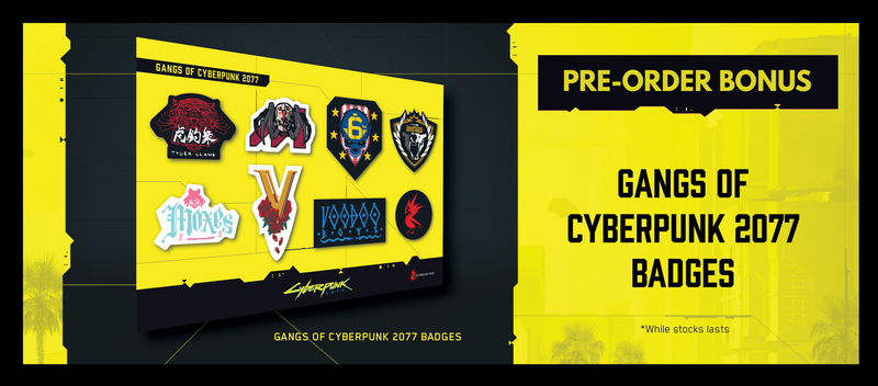 PS4 CYBERPUNK 2077 COLLECTOR'S EDITION - PREORDER DOWNPAYMENT