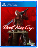 PS4 DEVIL MAY CRY HD COLLECTION REG.3