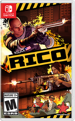 NSW RICO (US) (ENG/FR/SP)
