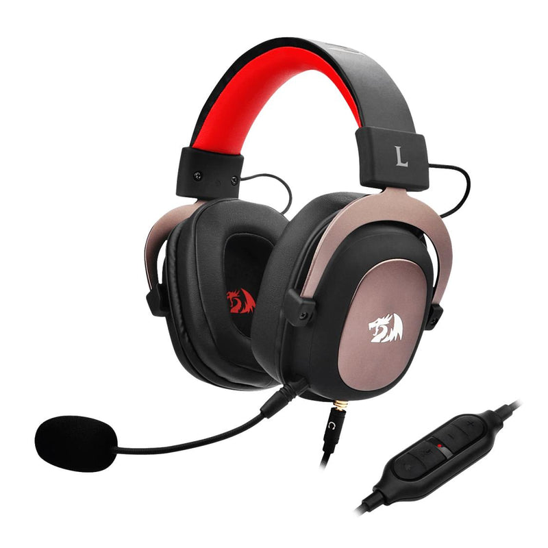 REDRAGON ZEUS ALL IN ONE GAMING HEADSET (H510)