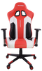 DRAGON WAR PRO-GAMER CHAIR WITH MASSAGE CUSHION GC-007 (RED)