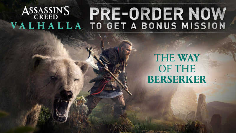 XBOX ONE ASSASSIN'S CREED: VALHALLA [ULTIMATE EDITION]  - PREORDER DOWNPAYMENT
