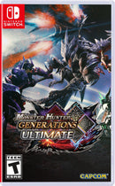 NSW MONSTER HUNTER GENERATIONS ULTIMATE (US)