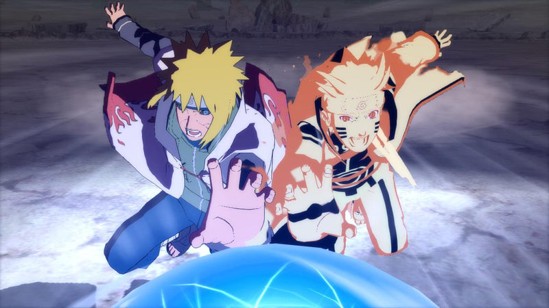 XBOX ONE NARUTO SHIPPUDEN ULTIMATE NINJA STORM LEGACY US (ENG/FR/SP)