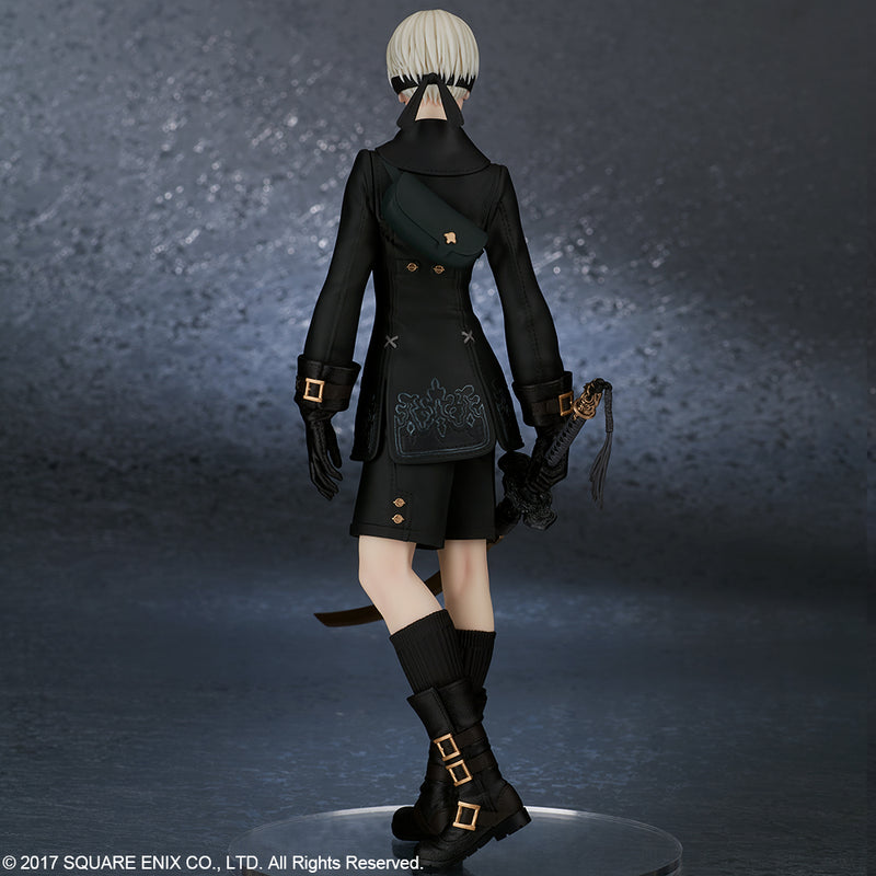 NIER: AUTOMATA 9S FLARE FIGURINE (YORHA NO.9 TYPE S) PRE-ORDER PRE-ORDER DOWNPAYMENT