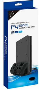 DOBE PS4 MULTIFUNCTIONAL VERTICAL CHARGING STATION (TP4-19061)