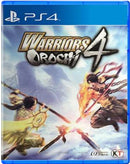 PS4 WARRIORS OROCHI 4 REG.3