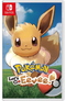NSW POKEMON LETS GO EEVEE (US) (ENG/SP)