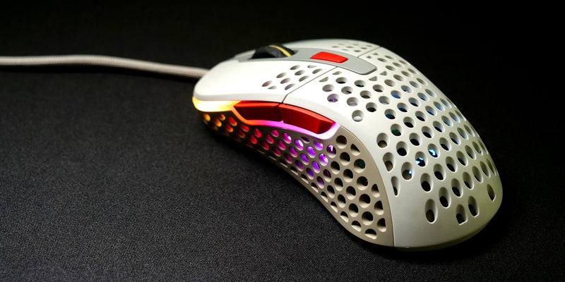 XTRFY M4 RGB ULTRA LIGHT GAMING MOUSE (RETRO EDITION)