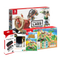 NSW ANIMAL CROSSING CONSOLE +TOY-CON03 VEHICLE KIT AU+PROTECTIVE PACK TNS-18110+10000MAH POWERBANK TY-19097+NSW-ANIMAL CROSSING NEW HORIZONS (AU)