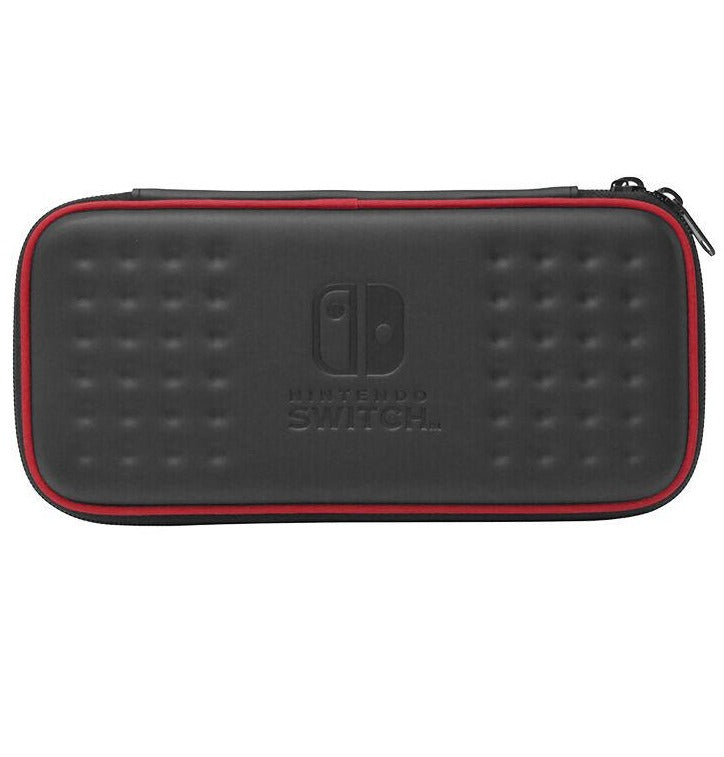 HORI NSW TOUGH POUCH SWITCH BLACK/RED (NSW-011)