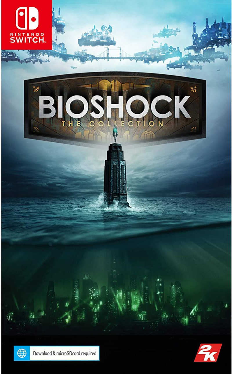 NSW BIOSHOCK THE COLLECTION (US)