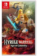 NSW HYRULE WARRIORS AGE OF CALAMITY (US) (ENG/SP)