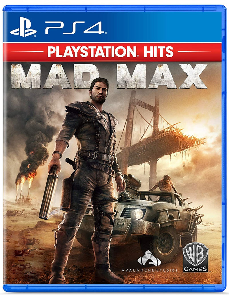 PS4 MAD MAX PLAYSTATION HITS REG.3
