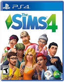 PS4 THE SIMS 4 ALL