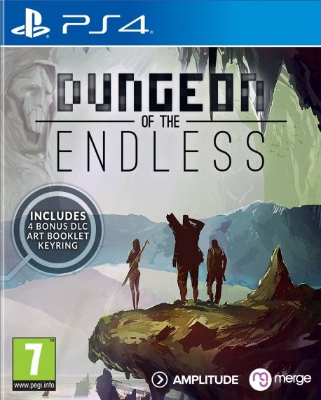 PS4 DUNGEON OF THE ENDLESS REG.2
