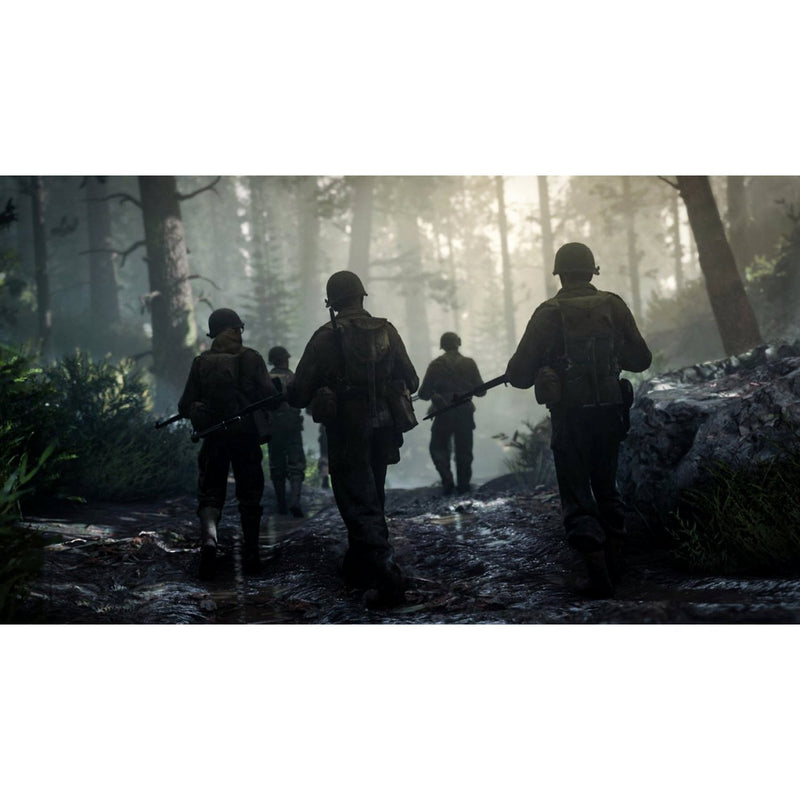 PS4 CALL OF DUTY WWII ALL (SP COVER)