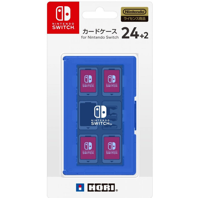 HORI NSW CARD CASE 24 + 2 BLUE (NSW-026)