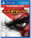 PS4 GOD OF WAR 3 REMASTERED ALL ASIAN (ENG/CHI VER) PLAYSTATION HITS