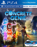 PS4 CONCRETE GENIE VR ALL (ASIAN)