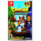 NSW CRASH BANDICOOT N. SANE TRILOGY (W/ 2 BONUS LEVELS INCLUDED) (US) (SP COVER)