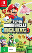 NSW NEW SUPER MARIO BROS. U DELUXE (AU)