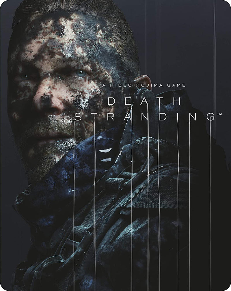 DEATH STRANDING DAY ONE LIMITED RUN STEELBOOK PC (DIGITAL DOWNLOAD)