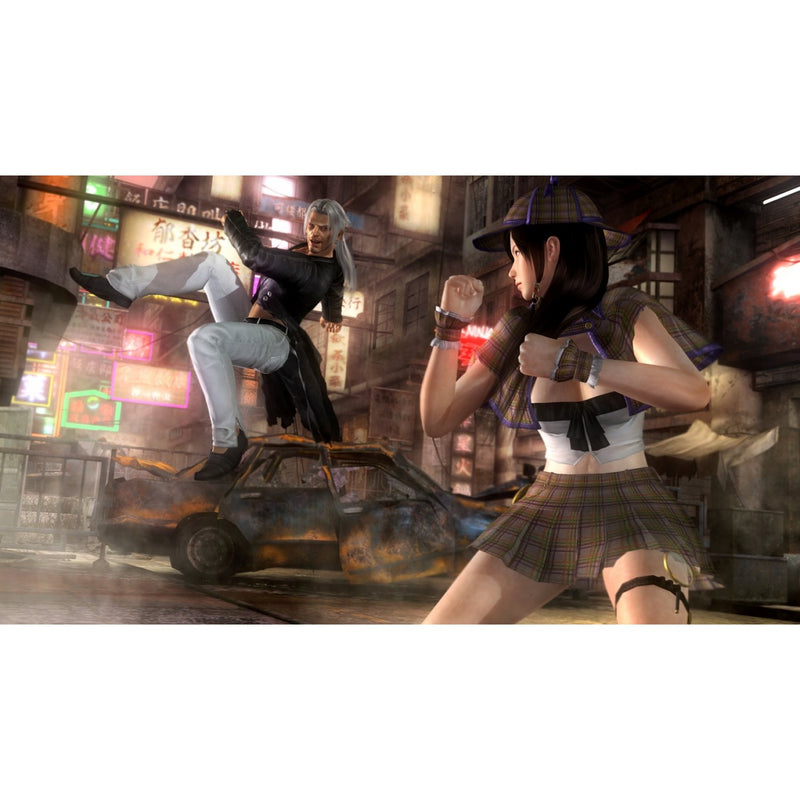 PS4 DEAD OR ALIVE 5 LAST ROUND ALL (ENG/FR)