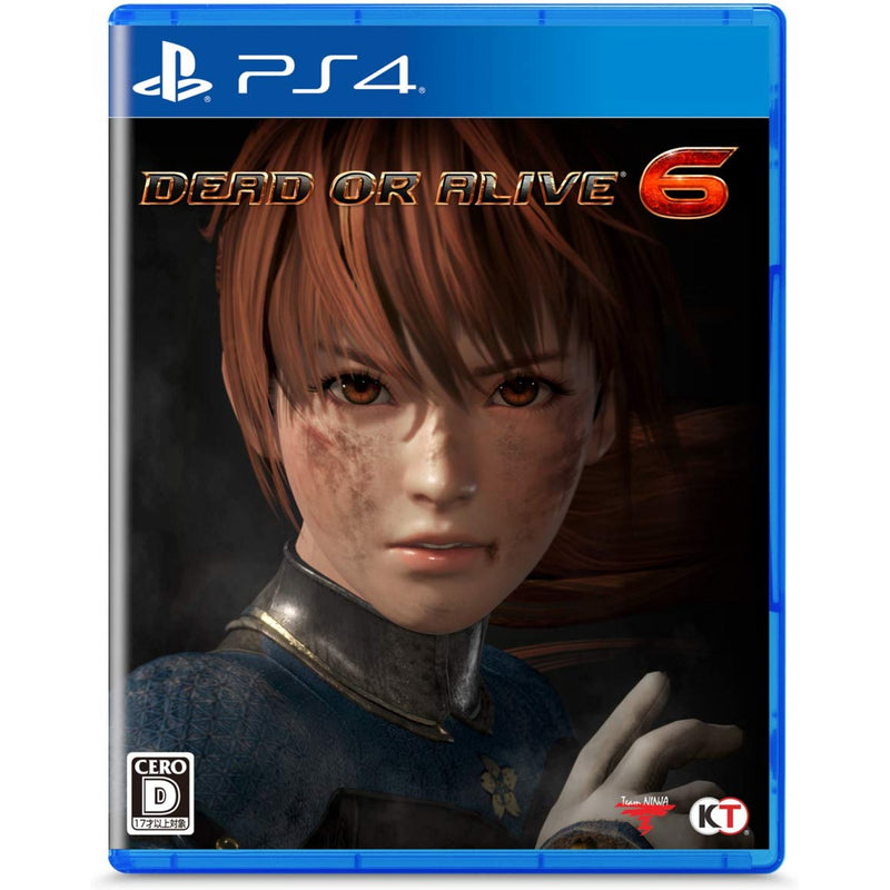PS4 DEAD OR ALIVE 6 REG.3