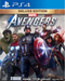 PS4 MARVEL AVENGERS DELUXE ED.