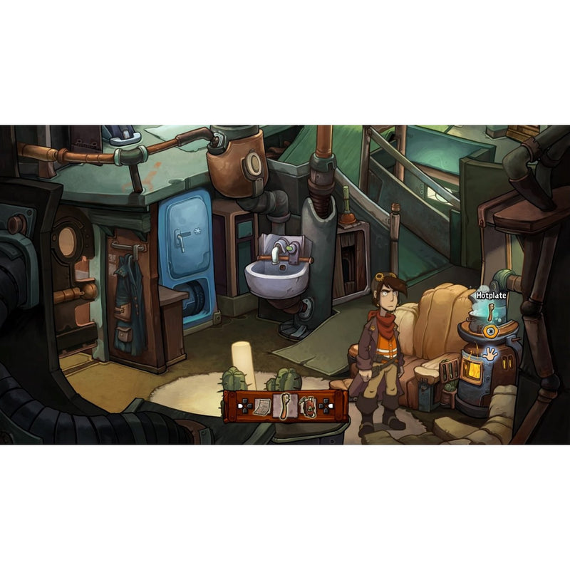 PS4 DEPONIA ALL (ENG/FR)