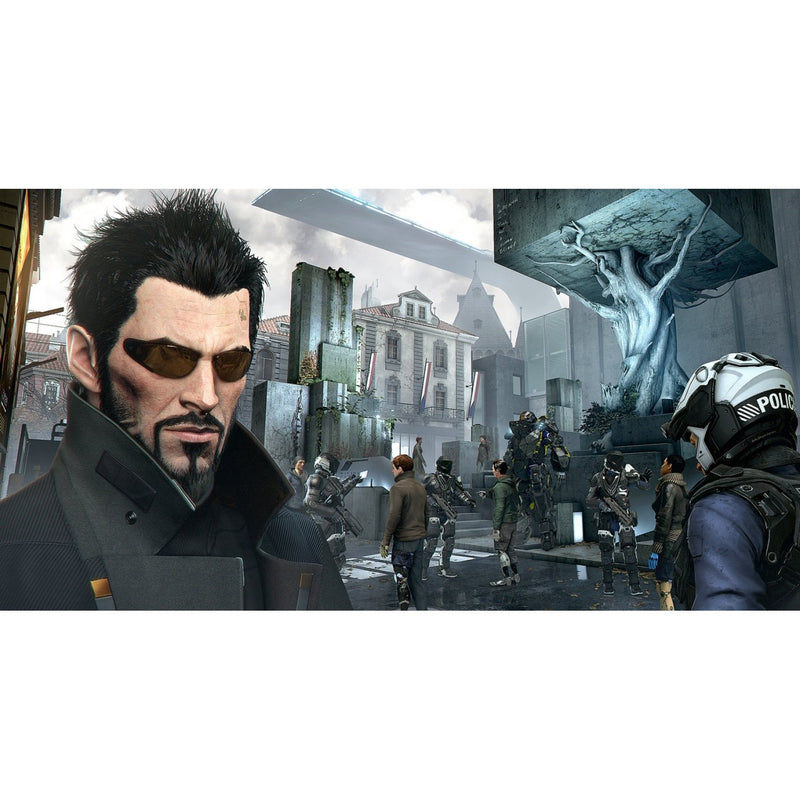 PS4 DEUS EX MANKIND DIVIDED DAY ONE EDITION ALL (ENG / SP)