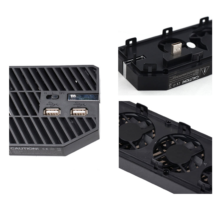 XBOXONE COOLING FAN DOBE (TYX-564)