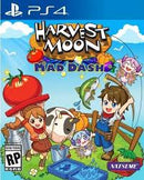 PS4 HARVEST MOON MAD DASH ALL (ENG/FR)