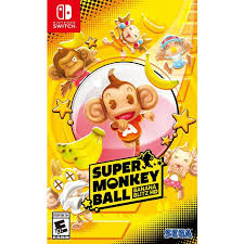 NSW SUPER MONKEY BALL BANANA BLITZ HD (US) (ENG/FR)