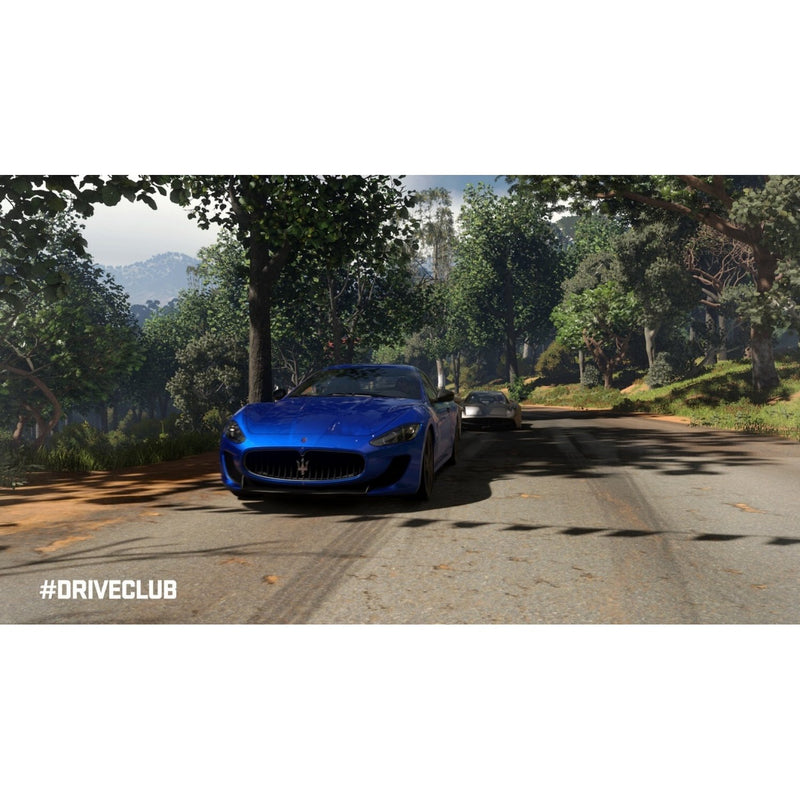 PS4 DRIVECLUB ALL (ASIAN) PLAYSTATION HITS