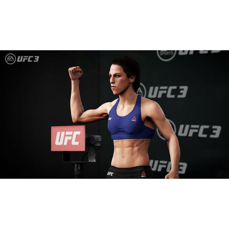 PS4 EA SPORTS UFC 3 ALL (ENG/SP) PLAYSTATION HITS
