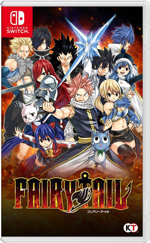 NSW FAIRY TAIL (ASIAN)
