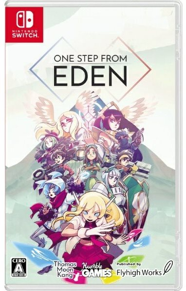 NSW ONE STEP FROM EDEN (ASIAN)