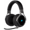CORSAIR VIRTUOSO RGB WIRELESS HIGH-FIDELITY GAMING HEADSET CARBON (PC/PS4)