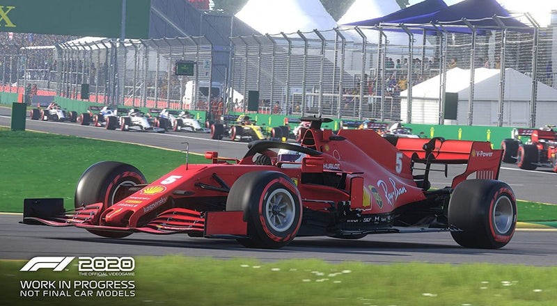 PS4 F1 2020 SEVENTY EDITION REG.3
