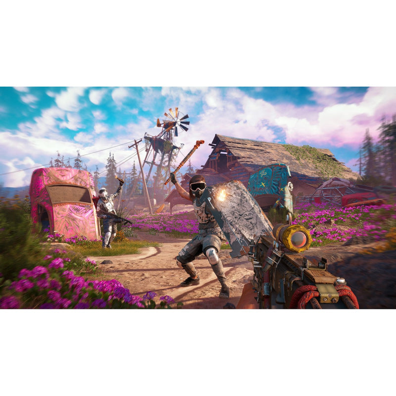 PS4 FAR CRY NEW DAWN ALL