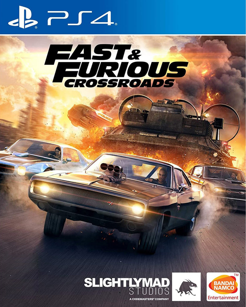 PS4 FAST & FURIOUS CROSSROADS REG.3