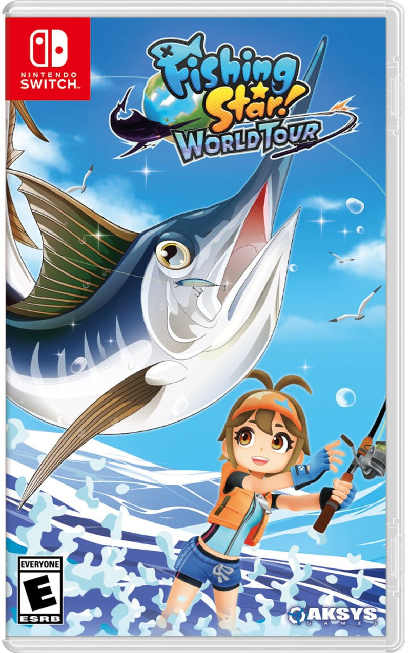NSW FISHING STAR! WORLD TOUR (US)