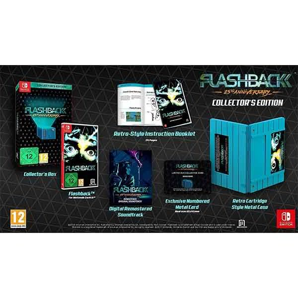NSW FLASHBACK 25TH ANNIVERSARY COLLECTORS EDITION (EU)