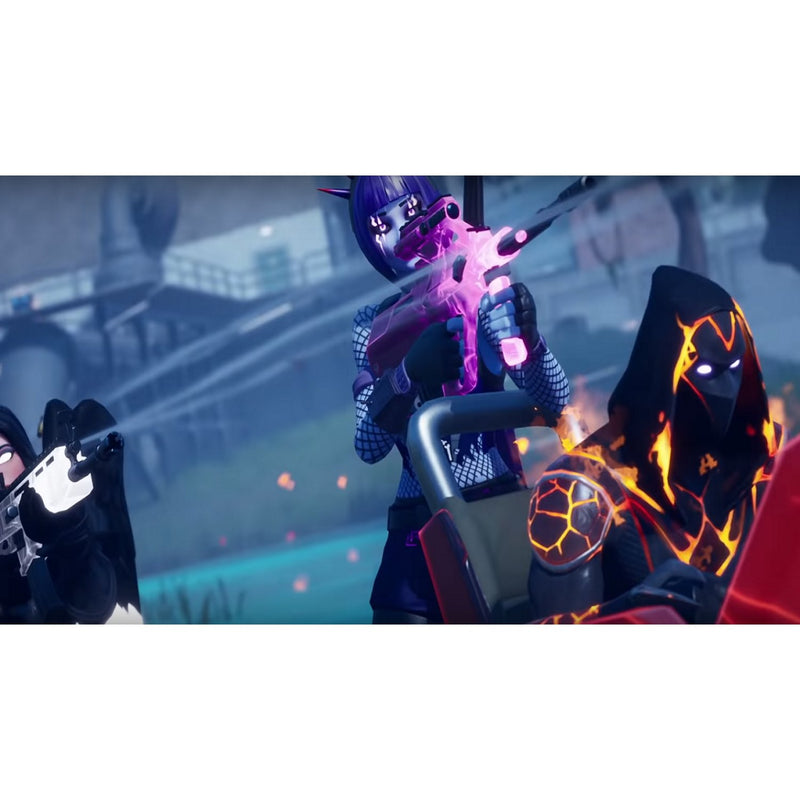 NSW FORTNITE DARKFIRE BUNDLE DOWNLOAD CODE (US) (ENG/FR)