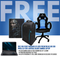 ACER PREDATOR HELIOS 300 PH315-53-72RY (ABYSSAL BLACK) GAMING LAPTOP + FREE PREDATOR GAMING CHAIR LK-8103 + FREE PREDATOR BACKPACK 15.6 BLUE + FREE DEATH STRANDING (PC-DIGITAL)